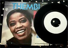 THEMBI - Pata Pata * 1976 * WEISSES LABEL ohne Druck * TOP SINGLE (M-:))