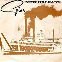 "GILLAN New Orleans 7"" Single Vinyl Record 45rpm Virgin 1981"
