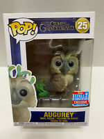 FUNKO POP! HARRY POTTER 25 AUGUREY THE CRIMES OF GRINDELWALD 2018 NYCC EXCLUSIVE
