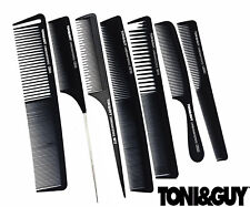 Comb Salon Professional Hairdressing Carbon Antistatic Cutting Comb - Toni & Guy