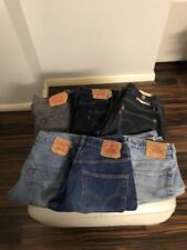 Levis Jeans 501 Vintage Grade B Jeans Waist 32 and 33