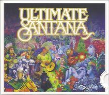 SANTANA / ULTIMATE SANTANA * NEW SLIDE-PACK CD * NEU