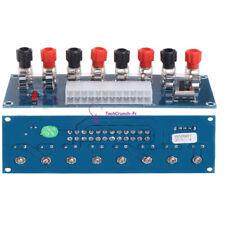 NEW 24 Pin Desktop PC Power ATX Test Module Power Supply Transfer Board