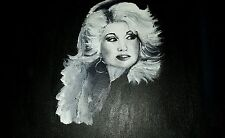 Young Dolly Parton  - 16x20-Acrylic on stretched canvas original Portrait