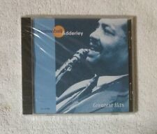new sealed Cannonball Adderley GREATEST HITS CD excellent shape