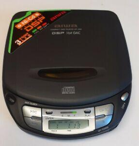 Aiwa XP-305 Personal Compact Disc Player DSP CD 1bit DAC