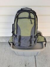 """Orvis Backpack Outdoors Hiking Fishing Backpack 21L 22""""X 14"""" Great Shape"""