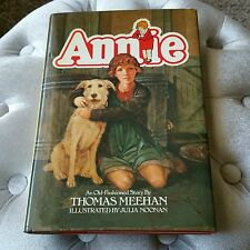 *1st Edition, 1st Print*, Annie by Thomas Meehan (1980, Hardcover) RARE!