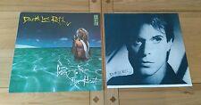 David Lee Roth Crazy From The Heat German Mini LP Inner Classic Rock Van Halen