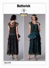 Schnittmuster Kleid 20er; Gr. 40-48