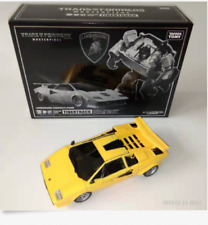 Transformers Masterpiece MP-12T TIGERTRACK Lamborghini Action toys Figure