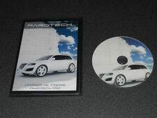 PAROTECH concept P24 VW Touareg dossier de presse media press kit édition 2008