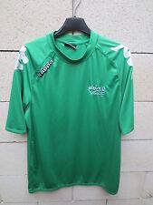 Maillot USJA CARQUEFOU football KAPPA maglia calcio shirt vert XL