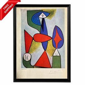 Pablo Picasso,            - Original Hand Signed Print with COA