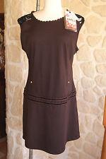 Robe neuve marron taille M/L marque KARLA Design