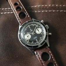 Rare Vintage Yema Daytona Two Register Chronograph