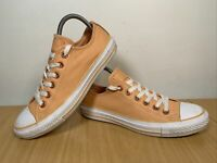 Converse Chuck Taylor All Star Ox Leather Women's Trainers Size UK 6 EUR 39