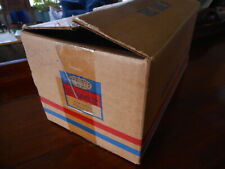 Vintage Amway Cardboard Box Mail order Des Moines IA Products Empty Prop