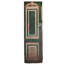 Salvaged 28� Door with Carved Details, Ned1104A