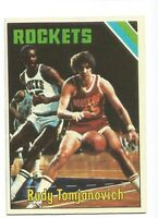 1975-76 Topps Basketball Cards - Choose / Pick from List - Free Shipping
