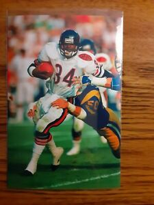 Walter Payton Bears Football 4x6 Game Photo Picture Card