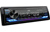JVC KD-X370BTS MP3 Digital Media Player Bluetooth iHeart Radio Pandora Spotify