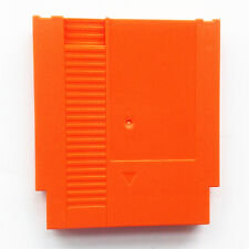 Orange NES Case Cartridge Shell Replacement For Nintendo Entertainment System