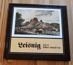 LEISNIG (Sachsen) - Wie es früher war - Bilder erzählen Geschichte # Geiger