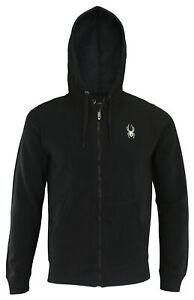 Spyder Men's Dayton Full Zip Hoodie, Color Options