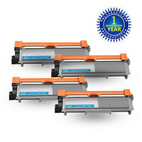 4PK TN660 Toner Cartridge for Brother TN630 HL-L2320D L2340DW MFC-L2700DW