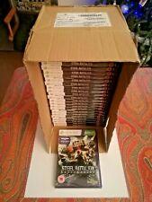 Xbox 360 - Carton de 25 jeux Steel Battalion : Heavy Armor (Neufs)