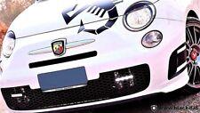 """Griglia paraurti """"assetto Corse"""" per 500 Abarth con LED"""