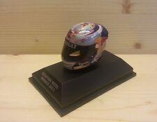 Helm Arai Sebastian Vettel Monaco 2011 - 1:8