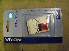 Batería del Teléfono Móvil NOKIA Nuevo Genuino 45x32x5mm *** *** vendedor de Reino Unido