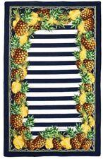 Dolce & Gabbana Beach Towel Maxi Strandtuch 100% Baumwolle
