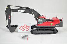 """NZG art.811/01 VOLVO ec460 CL Escavatore cingoli """"LOOCK"""" 1:50"""
