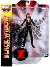 MARVEL SELECT AVENGERS  BLACK WIDOW  COLLECTOR EDITION ACTION FIGURE W/ ANT-MAN