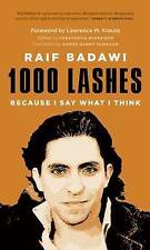 1000 Lashes: Because I Say What I Think; NEW; Paperback 9781771642095