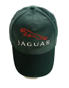 Unisex Baseball Cap with Embroidered Jaguar  Car Logo