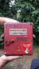 Vintage water flow switch 1970