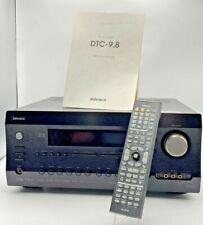 ONKYO Integra DTC-9.8 AV Controller Audio Video Sound Processor Amplifier