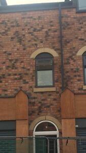Cast Stone Arch Window Door