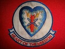 "USAF 100th ARMAMENT & ELECTRONICS MAINTENANCE Sq ""HEART OF THE MISSION"" Patch"