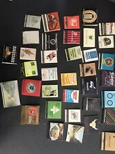 Matchbook  Old Vintage Collection