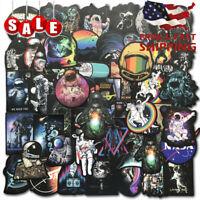 5Pcs//Lot Starbucks Logo Emblem Vinyl Stickers Skateboard Luggage Laptop Decals