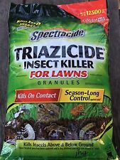 Triazicide Insect Killer Granules 10 lbs Kills over 100 different insects