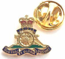 Royal Artillery Military Enamel Lapel Pin Badge