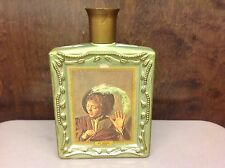 "Jim Beam Collectors Bottle ""Boy Holding A Flute"""