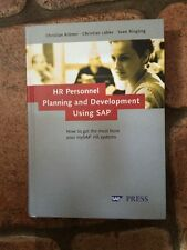HR Personnel Planning and Developing Using SAP by C. Kramer (Paperback, 2005)