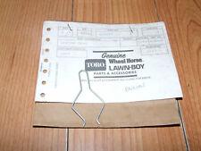 Genuine Lawn-Boy Mower Drag Spring 613297